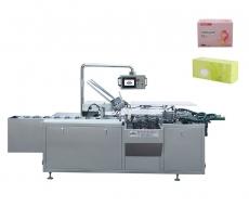 专业制造化妆棉装盒机